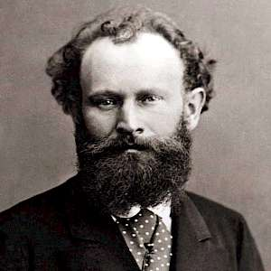 Photograph of Édouard Manet in 1874 by Nadar (Photo by Nadar)