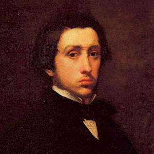 Self Portrait, aged 21 (1855) by Edgar Degas, in the Musée d'Orsay, Paris (Photo courtesy of the Musée d