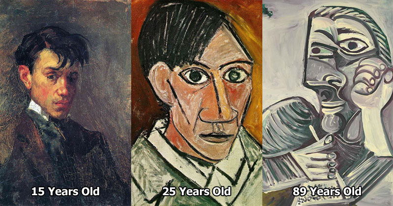 What Style Of Art Did Pablo Picasso Paint