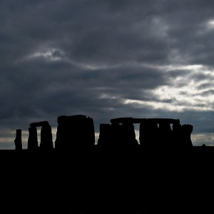 Stonehenge at sunset (Photo © Reid Bramblett)