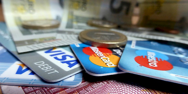 Credit cards, cash, and other travel money concerns (Photo by Sean MacEntee)