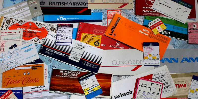All the documents you need to travel (beyond plane tickets) (Photo by Ian)