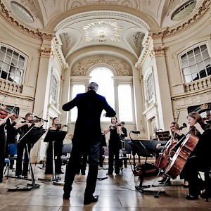 A free lunchtime concert at St-Martin-in-the-Fields church (Photo courtesy of St-Martin-in-the-Fields church)