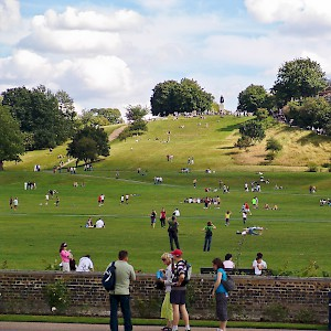 Greenwich Park (Photo © Reid Bramblett)