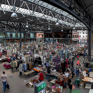 The Old Spitalfields Market (Photo by Diliff)