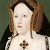 Portrait of Catherine of Aragon (late 16C), National Portrait Gallery, London (Photo in the Public Domain)