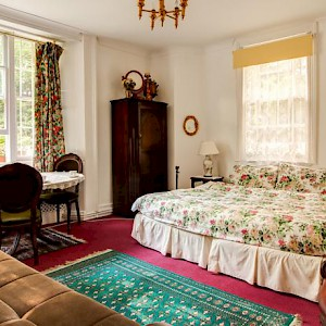 A room at Dawson Place, Juliette's Guest House B&B, London (Photo courtesy of the B&B)