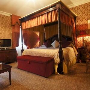 A room at the Leonard Hotel, London (Photo courtesy of the hotel)