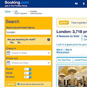 Booking.com is by far the best hotel booking site (Photo courtesy of Booking.com)