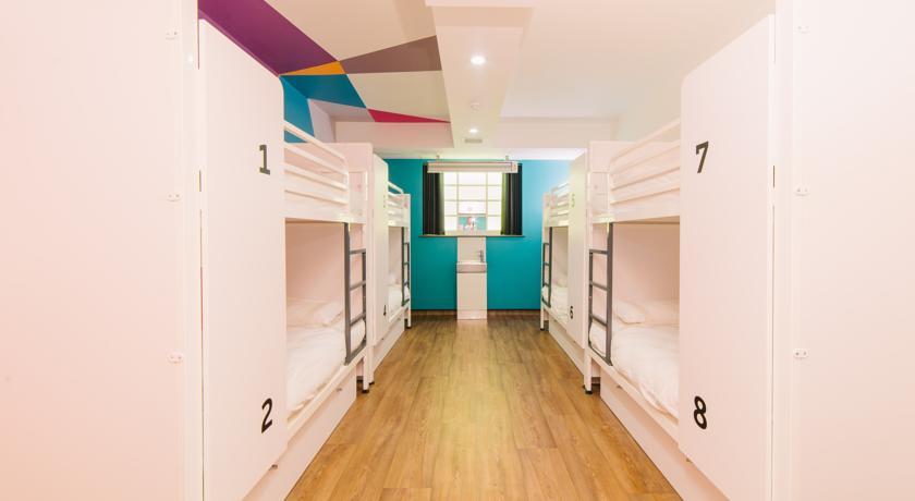 hostel london camden
