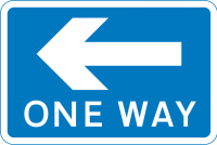 One-way street (variant)