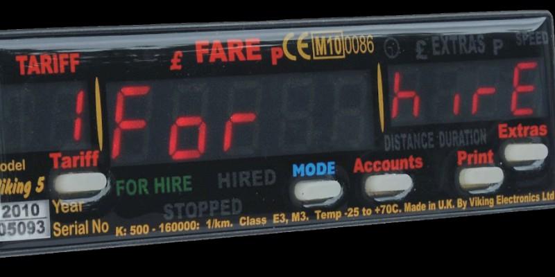 Taxi scams, England, U K