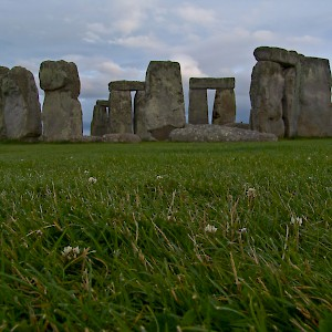 The ancient stone circle (Photo © Reid Bramblett)