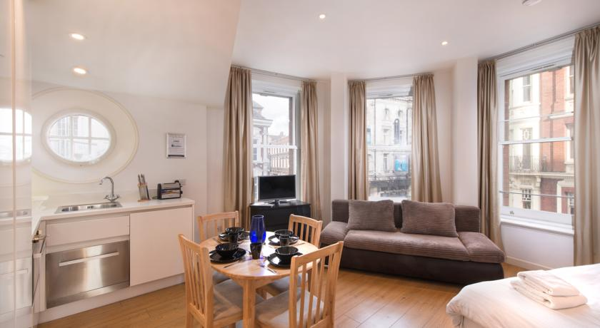 A Flat At My Apartments Piccadilly Circus