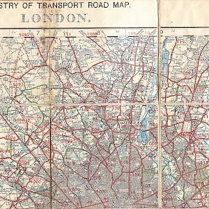 Get a good map England UK