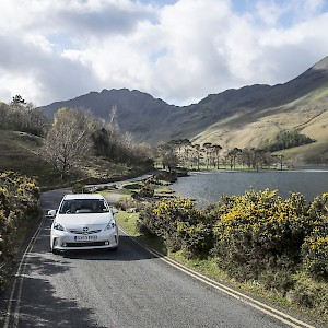 A rental car is the best way to explore areas like England's Lake District (Photo by Toyota UK)