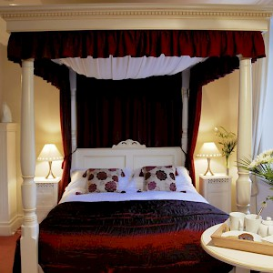 A bedroom (Photo courtesy of the property)