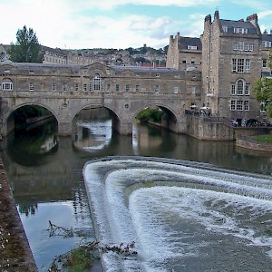 Pulteney Bridge (Photo © Reid Bramblett)