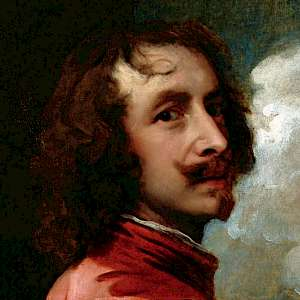 Self Portrait by Anthony Van Dyck (after 1633) in a private collection (Photo courtesy of Sotheby